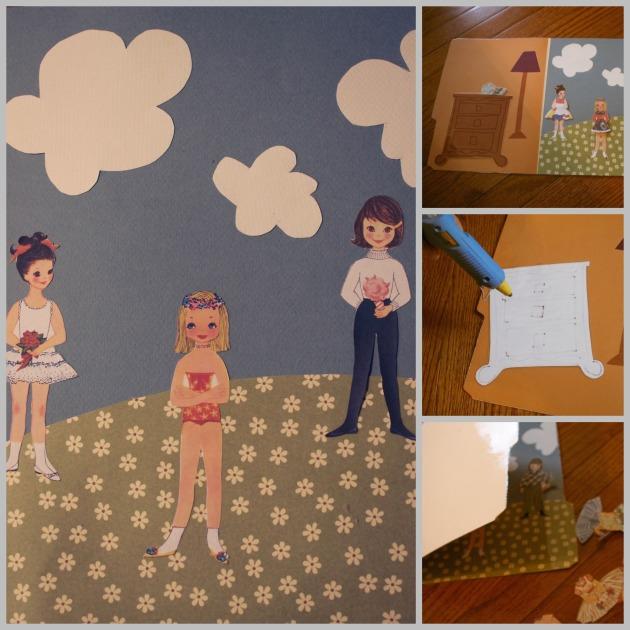 File Folder Paper Dolls