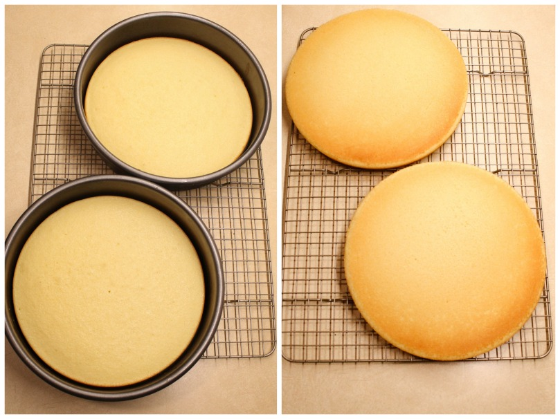 Cooling cakes l our sweet somewhere blog