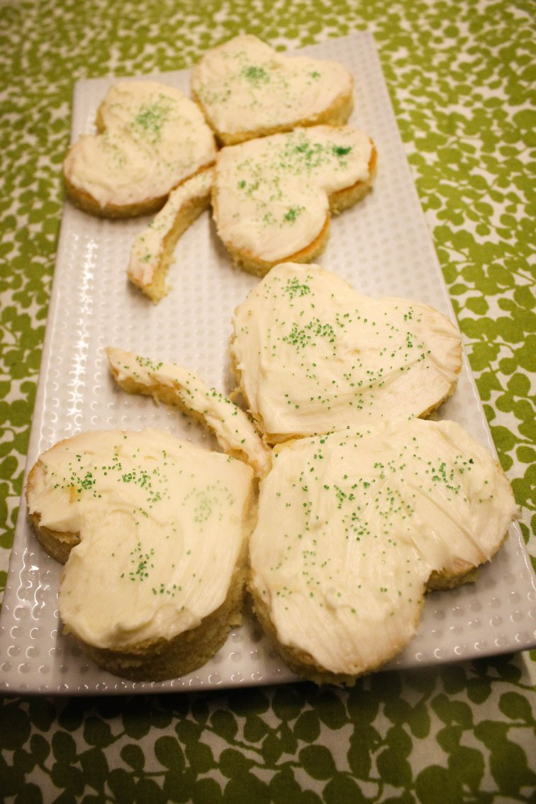 St Pattys Day Cake Bites l Our Sweet Somewhere-9