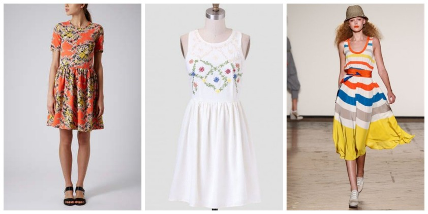 Summer dresses inspiration l our sweet somewhere
