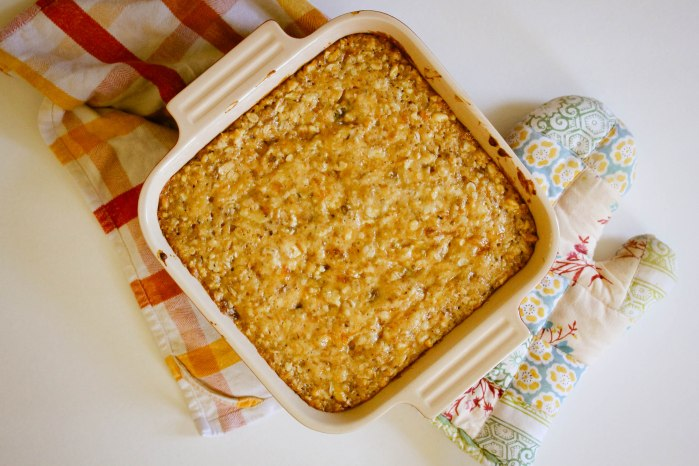 Homemade apricot bars l Our Sweet Somewhere-4