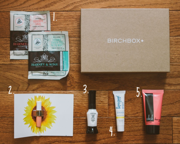 May Birchbox Review 2014