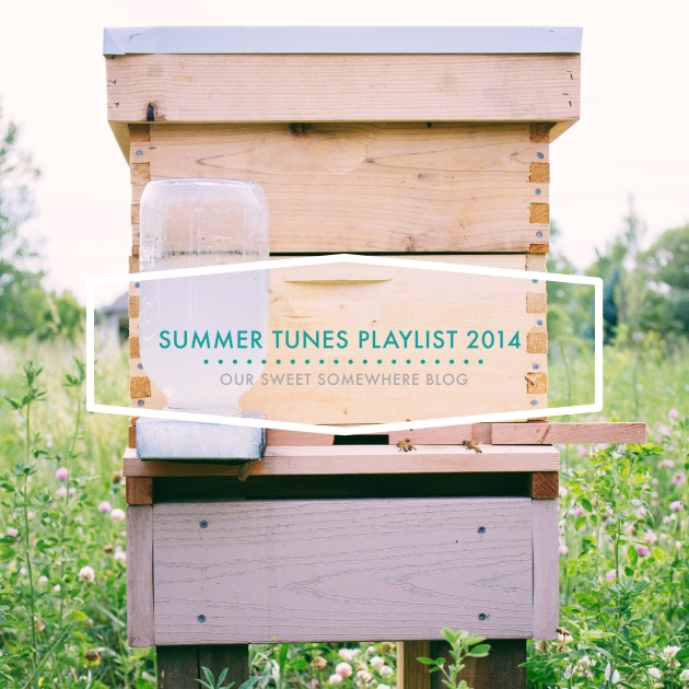Summer Tunes Playlist 2014