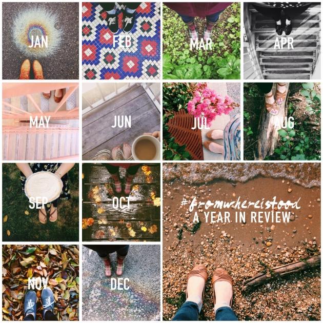 2013 #fromwhereistoodinayear