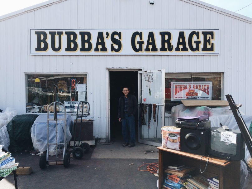 Bubba's Garage