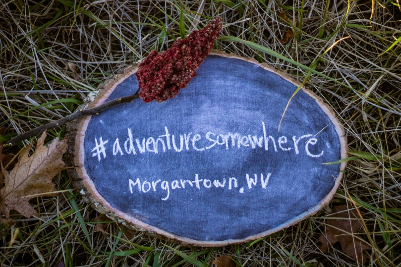#adventuresomewhere Morgantown, WV